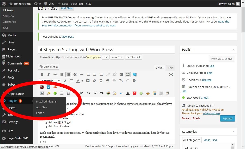 wordpress-plugin-install